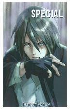 Special (Sasuke Uchiha)  by Tearsfillthesky