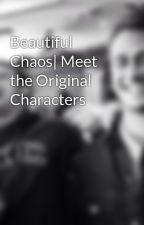 Beautiful Chaos  Meet the Original Characters by thatgirlash86