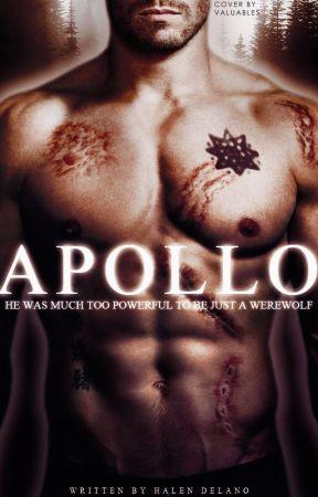 Apollo by clarxity