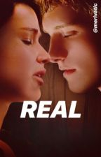 Real // Katniss & Peeta by merivatic