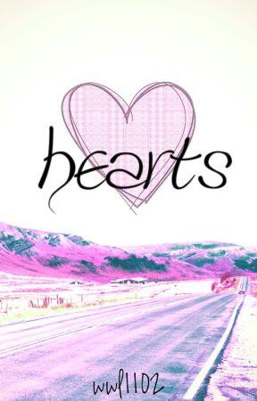 Hearts by wwl1102