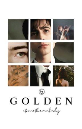 Golden | The Umbrella Academy by itsanothernobody