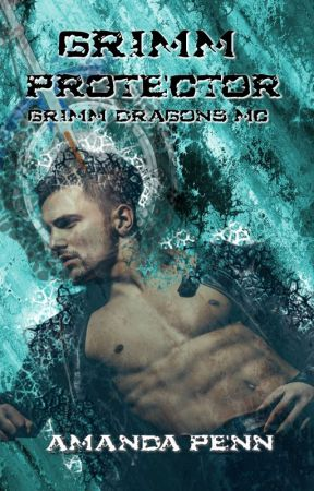 Grimm Protector (Book 2) The Grimm Dragons Series by AmandaPenn