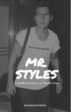 Mr. Styles (H.S) on hold by bananaexpress
