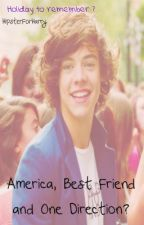 America, Best Friend and One Direction ? by hipsterforharry