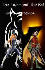 Zumi: The Tiger and The Bat by RavenDragon643