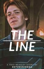 The Line // Fred Weasley by not-nix14