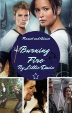 Finnick and Katniss - Burning Fire by THG_11_lxllie