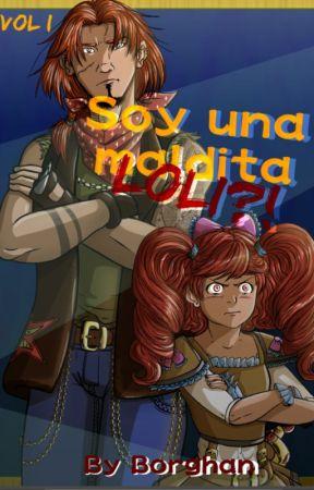 Soy una Maldita Loli?!?!?!........C&$%#O!  Volumen I (Estreno JULIO/AGOSTO 2020) by borghan