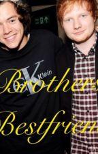 Brothers best friend by MorganCrumpton