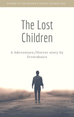 The Lost Children by Errorakaice