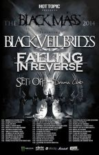 The Black Mass Tour 2014 by RaisedByWuuves
