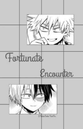 Fortunate Encounter  by kuromias