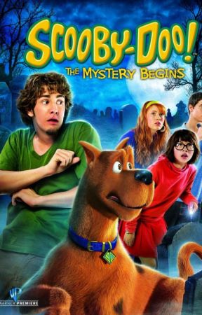 Ruby Rose in Scooby-Doo! The Mystery Begins by SDFan12435