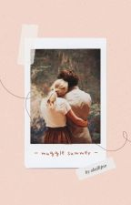 muggle summer // james potter by okallipso