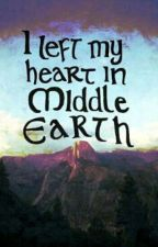 I left my heart in Middle Earth. by katlynhuhn0
