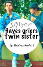 Hayes Griers Twin Sister by dazzlingbangtan
