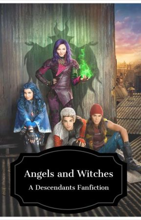 Angels and Witches by FlorenceEdurot
