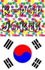 K-Pop Jokes by tiffany_frias