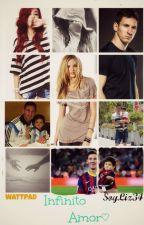 Adoptada❤ 2da Temporada [Lionel Messi♡] by SoyLiz34