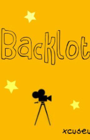 Backlot |a.i| {INDEFINITE HIATUS} by xcuseu