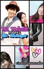Ms. Makulit meets Mr. Masungit [one shot] by letthingshappen