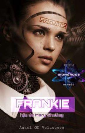 Frankie: hija de Mary Shelley  by AxaVelasquez