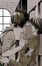Stop making excuses and just kiss me already... An Levi x Eren fanfic by Attackontitanotaku