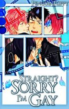 Straight? Sorry I'm Gay by PenguinFlippy