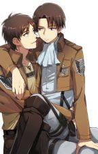 Attack on Ereri Fluff (Attack on Titan One Shots) by BloodRedPhantom