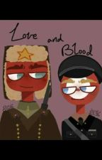 Love and Blood by Arizona-peach
