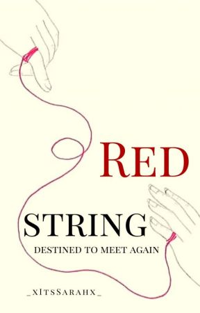 Red String | Jackson Wang Fanfic by _xItsSarahx_