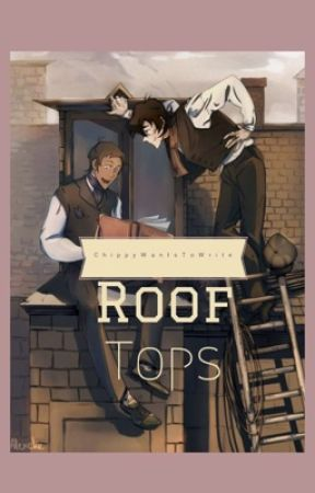 Rooftops - Klance by ChippyWantsToWrite