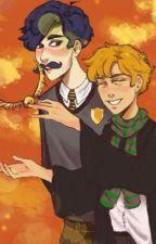 Hermitcraft Harry Potter AU by SKblind