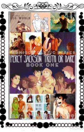 Percy Jackson Truth or Dare (Demigod Fanfic Series)(Percy Jackson Fanfiction) by Lunellia