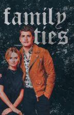 family ties   ━   teen wolf by winchessta