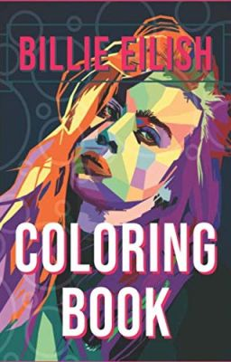 Billie Eilish Coloring Book Pdf By Coloring Academy Jecazymy33309 Wattpad