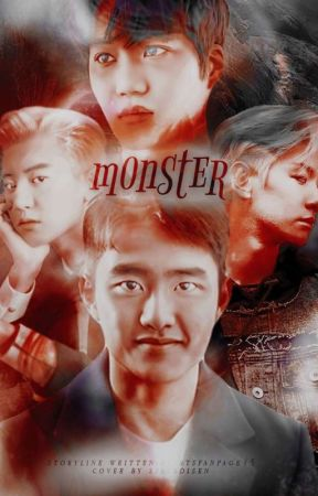 Monster ◇kaisoo  by btsfanpage45