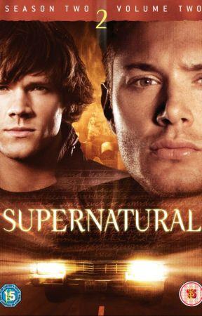 Supernatural-Nathan Winchester- Book 2 by clarktravis624