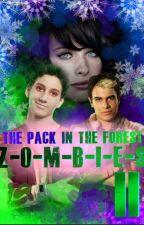 The pack in The Forest  Z-O-M-B-I-E-S   2 by Azur1000univers
