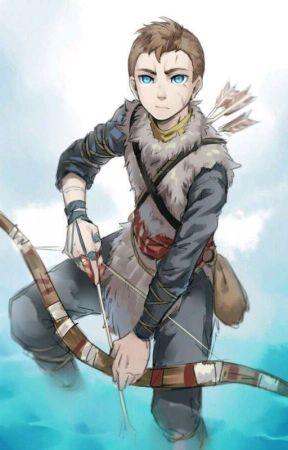 God of death (Atreus x male reader) by Shoku_h