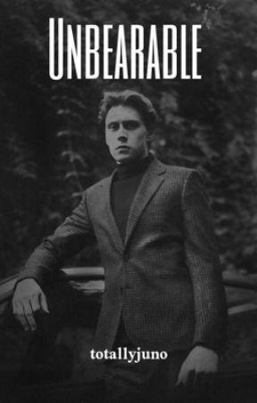 unbearable // george mackay  by totallyjuno