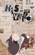 His Voice ( Haikyuu x Male Reader Insert) by AlertQuestion