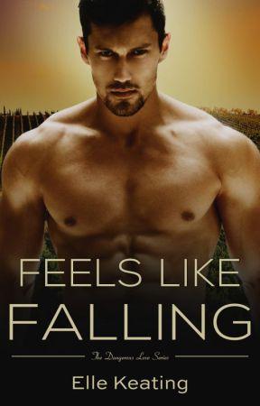 Feels Like Falling - Excerpt by ElleKeating