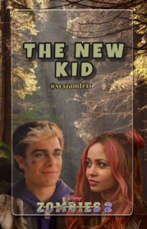 THE NEW KID || WYATT LYKENSEN by soyiamferv