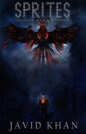 SPRITES: Legacy of the Black Phoenix by doxthefox1