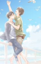 Young And Beautiful *Ereri*(BoyxBoy. Eren Jaegerx Levi Rivaille) by Frostleaf