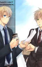 [APH] USUK: Personal Secretary by hikikomori-kuma