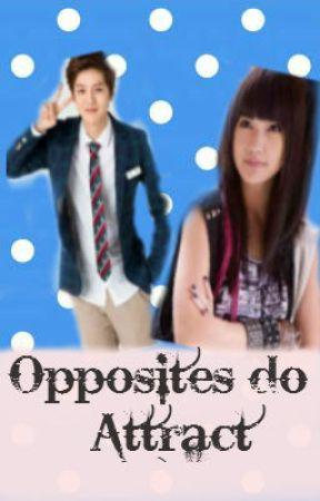 Opposites Do Attract by maximacrucio