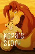 The Lion King 4: Kopa's Story by lockedxaway